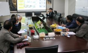 热烈欢迎湖南工学院莅临上海欧秒电力参观考察