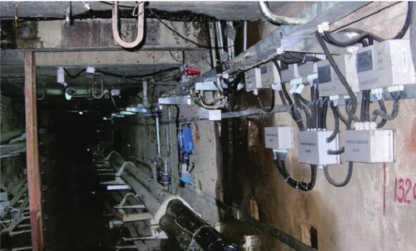 电缆护层接地环流在线监测系统