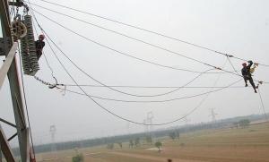 输电线路导线弧垂在线监测系统
