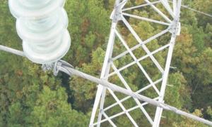 输电线路防山火在线监测系统