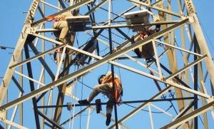 输电线路防外力破坏在线监测系统